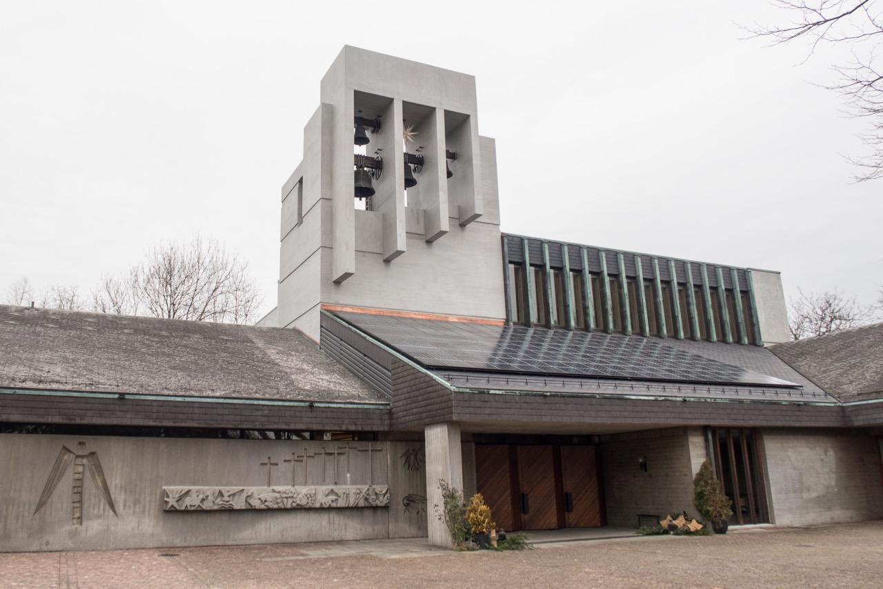 Tituskirche, Außenansicht