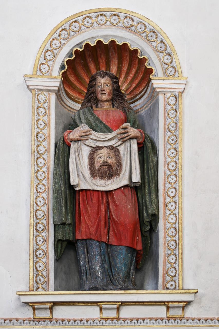 Statue der hl. Veronika