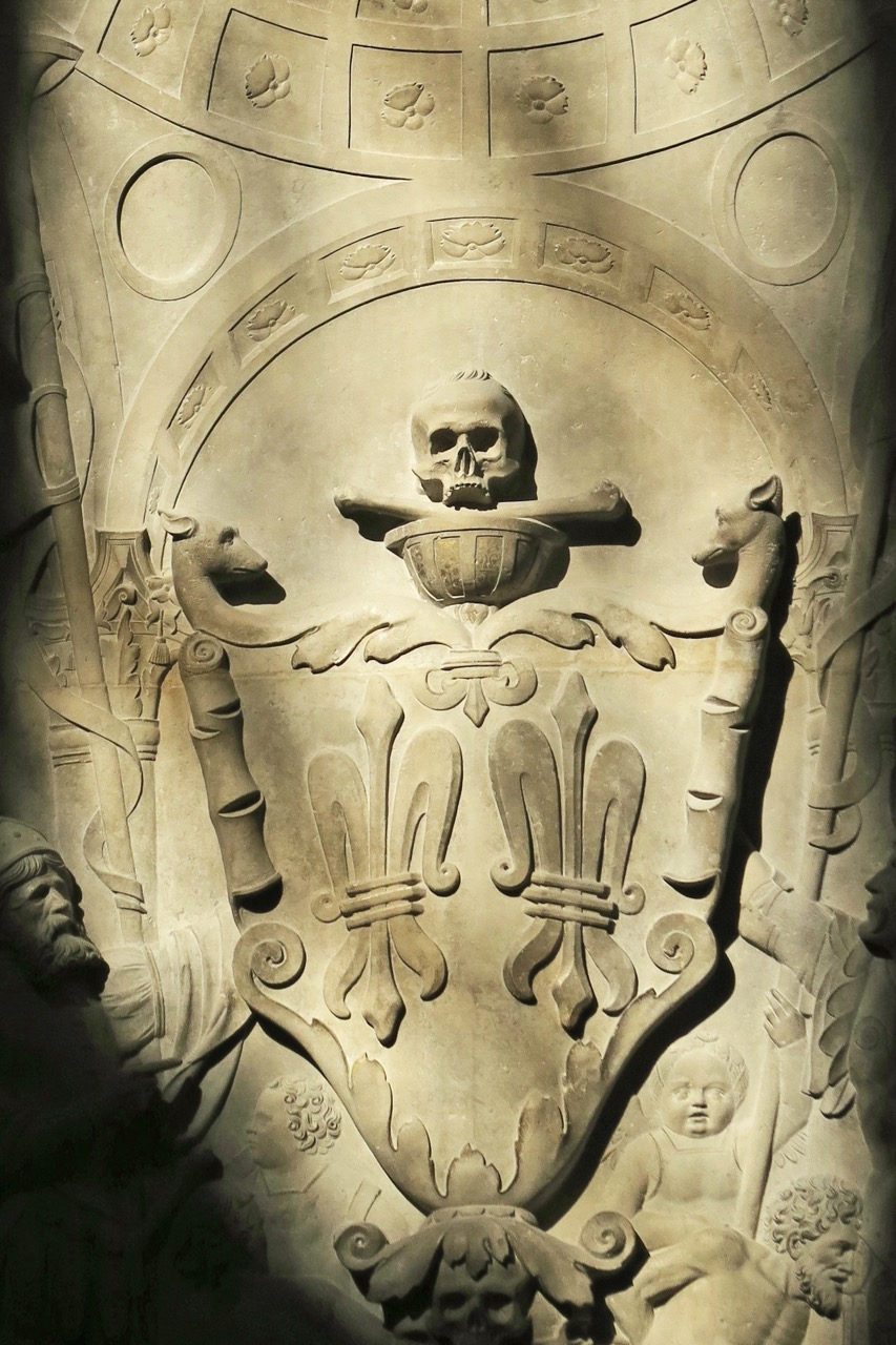 Epitaph des Jakob Fugger (Detail)