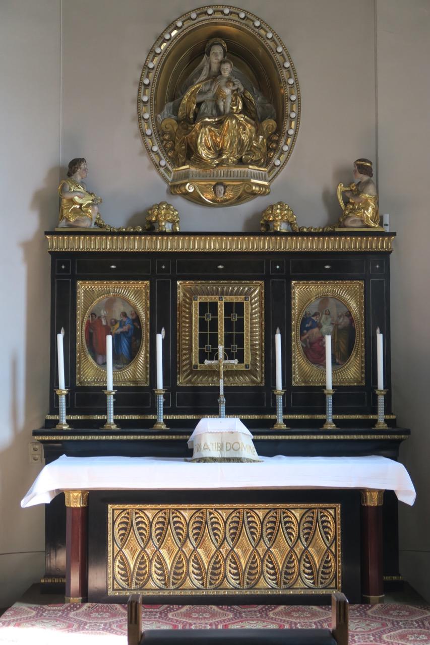 Altar der Marienkapelle