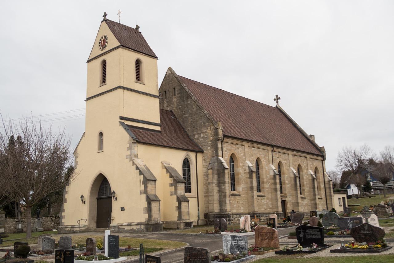 St. Peter und Paul, Außenansicht