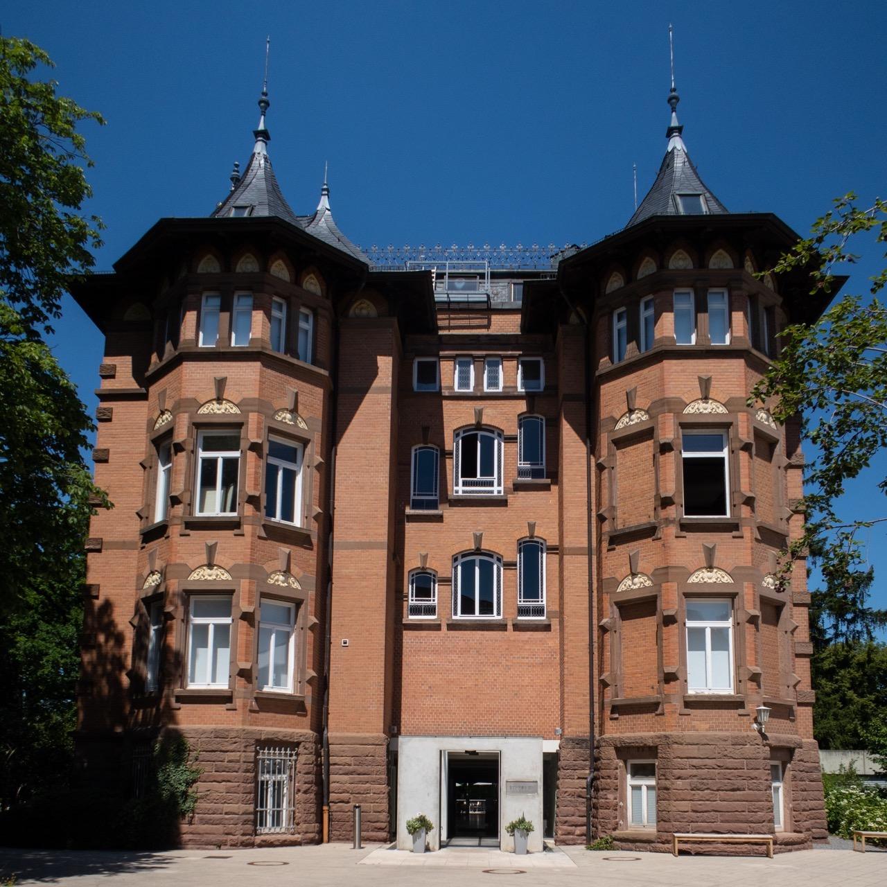 Alte Villa der Akademie Bad Boll