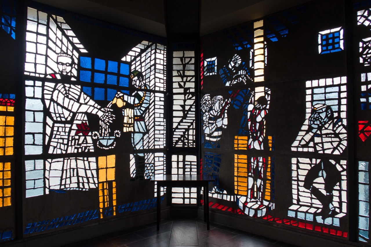 Fenster Pilatus und Geißelung
