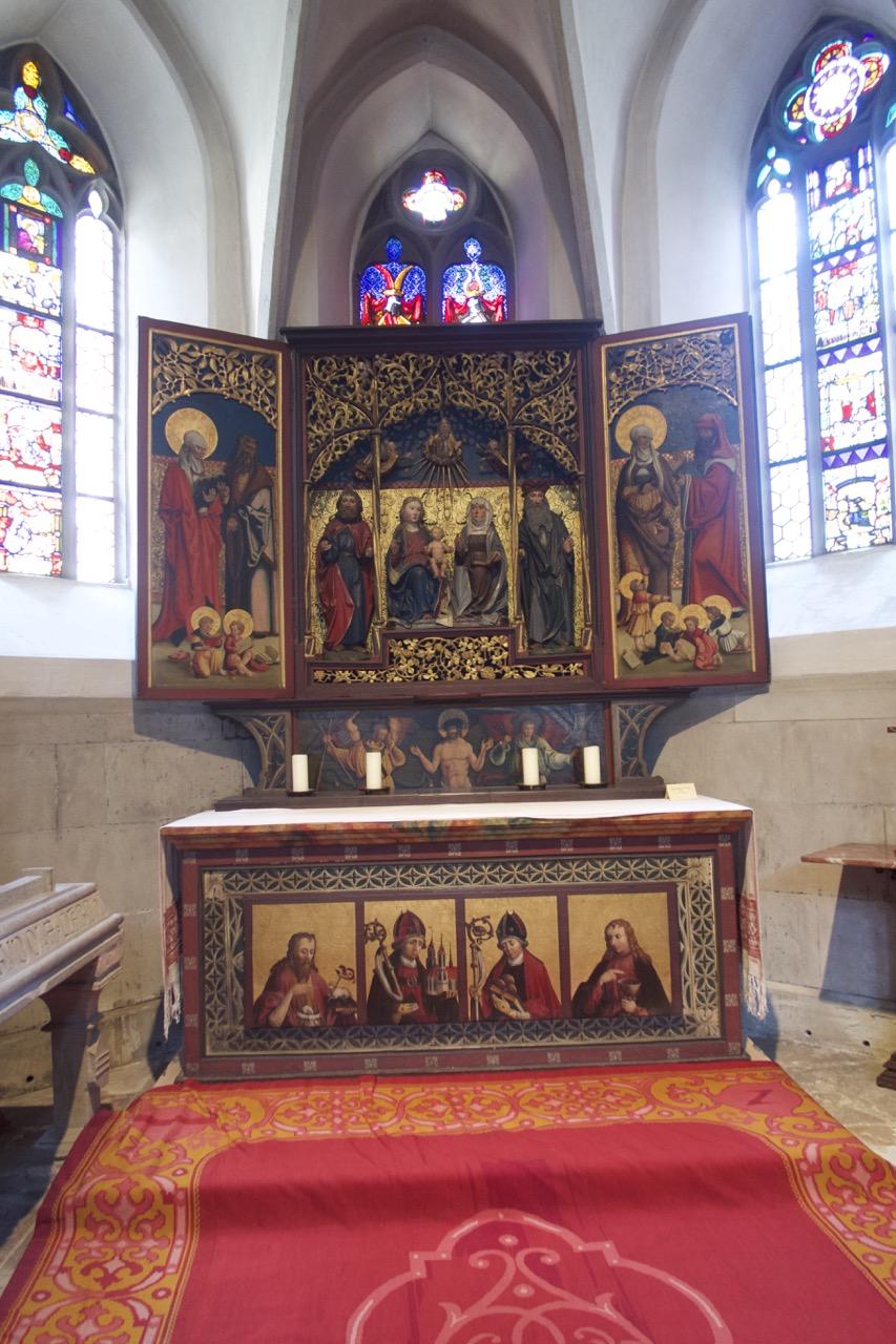 Hauptaltar, 1503
