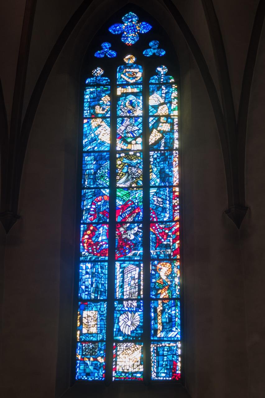 Chorfenster von Emil Wachter