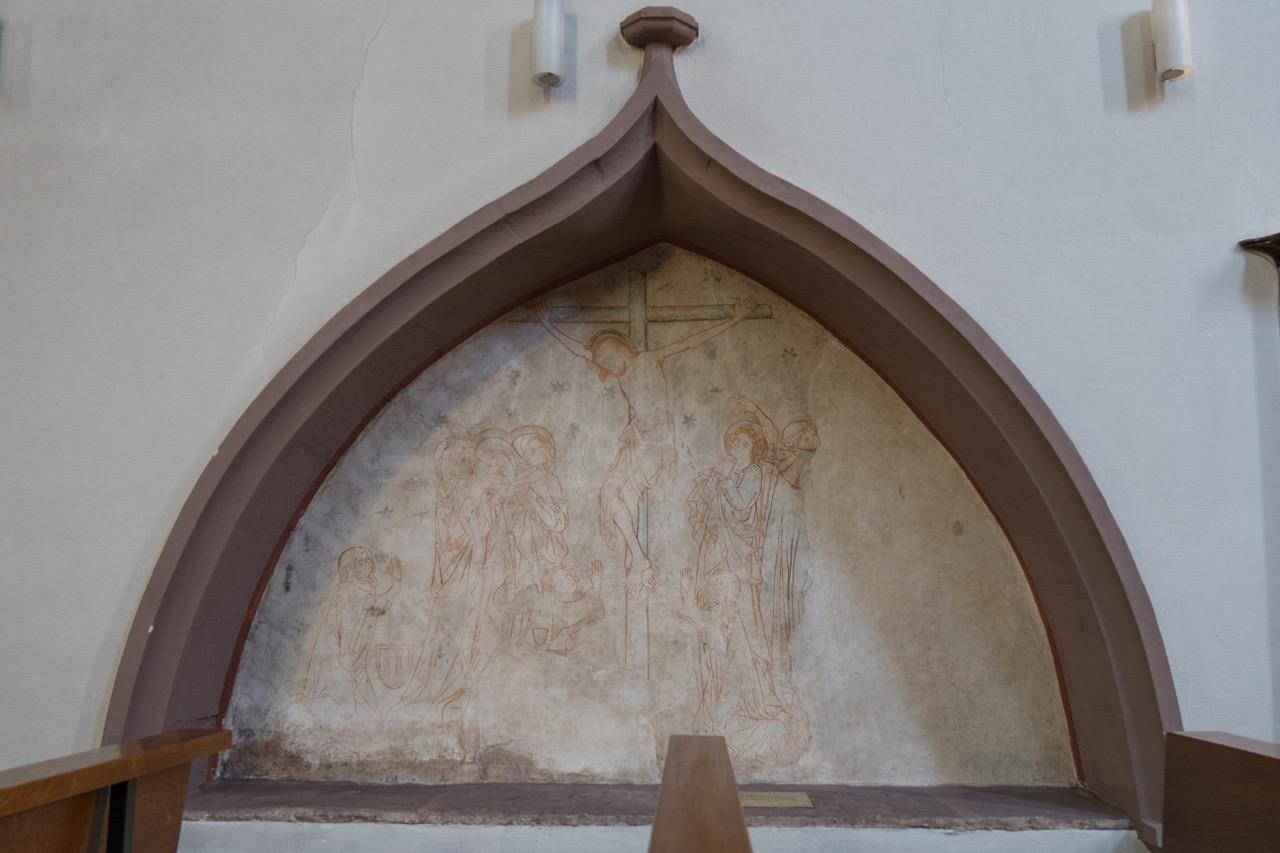 Wandmalerei, 1330