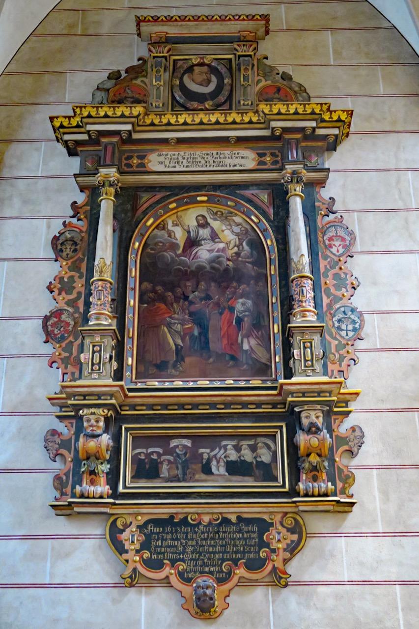 Epitaph, 1613