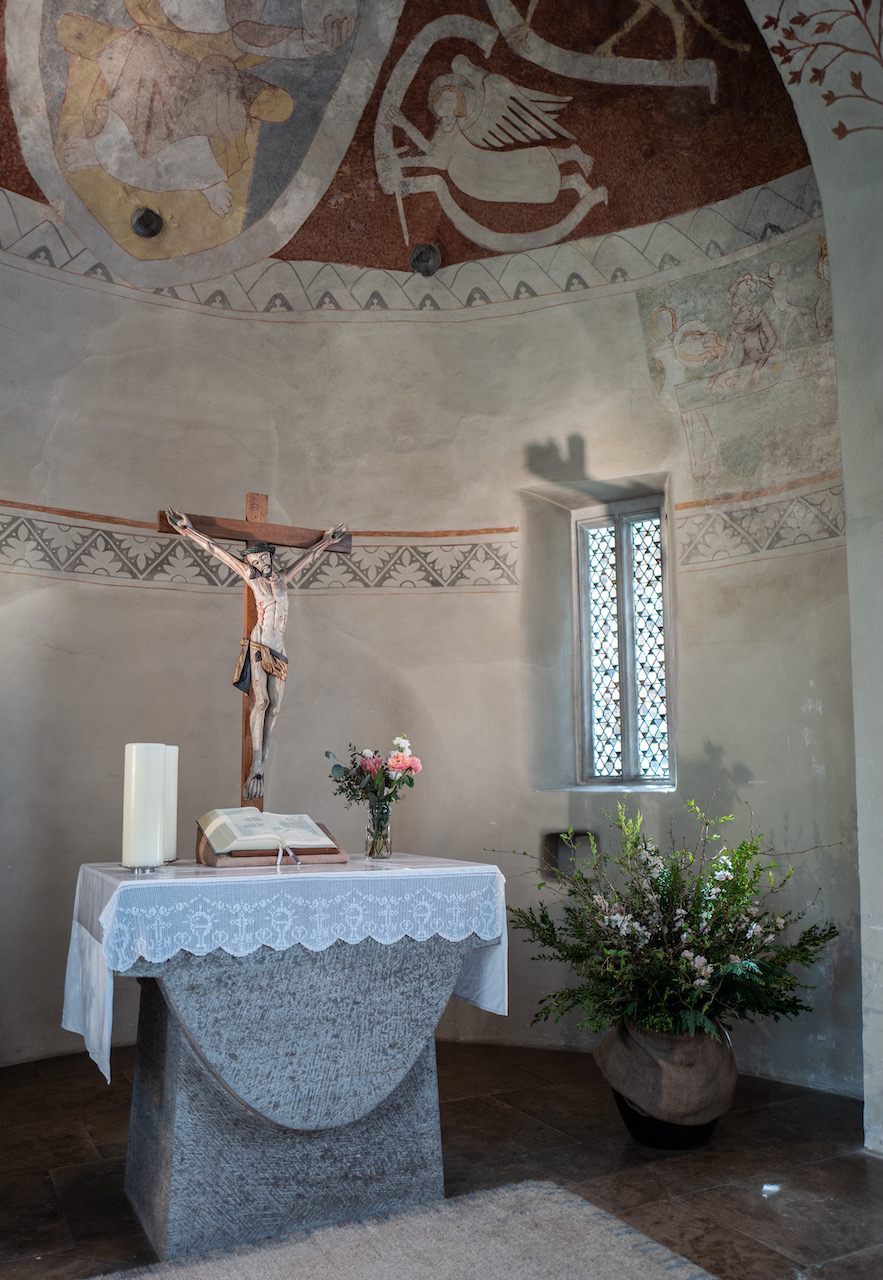 Altar, 1961