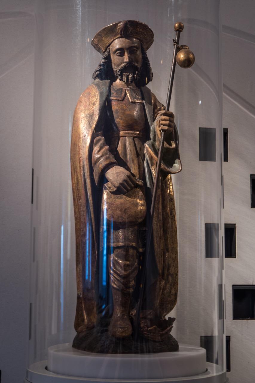 "Skulptur ""Jodokus"""