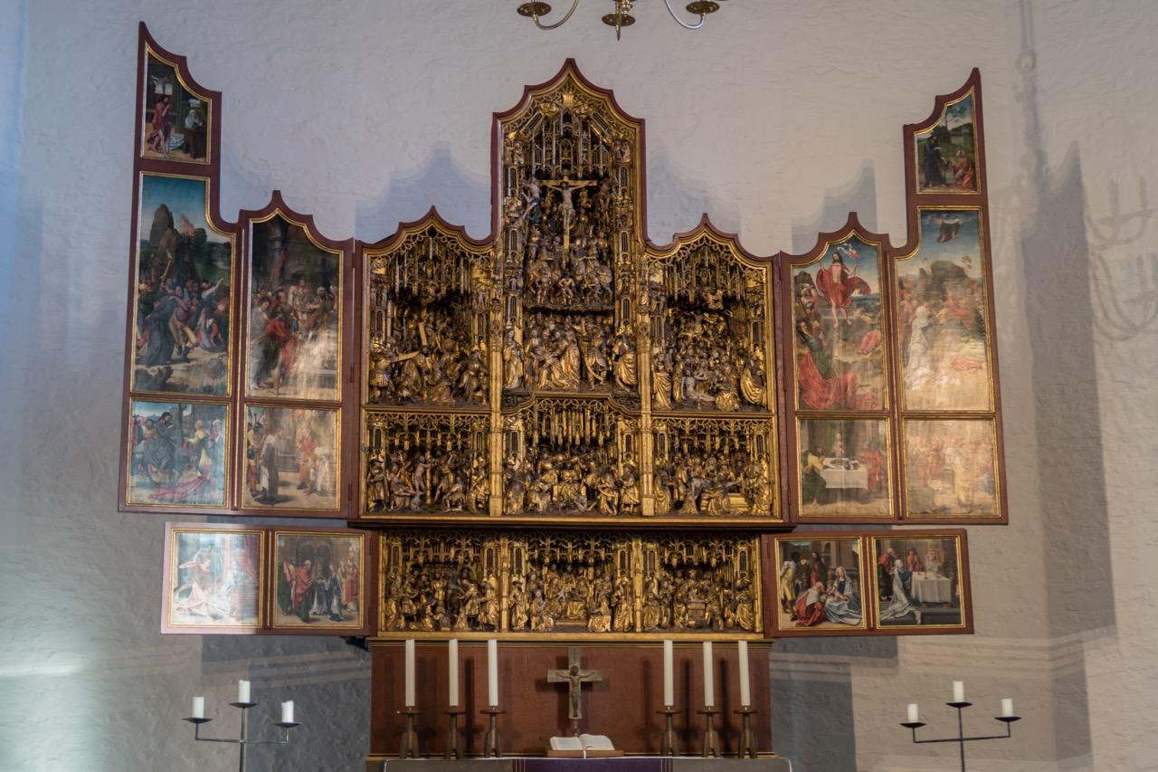 Flandrischer Altar