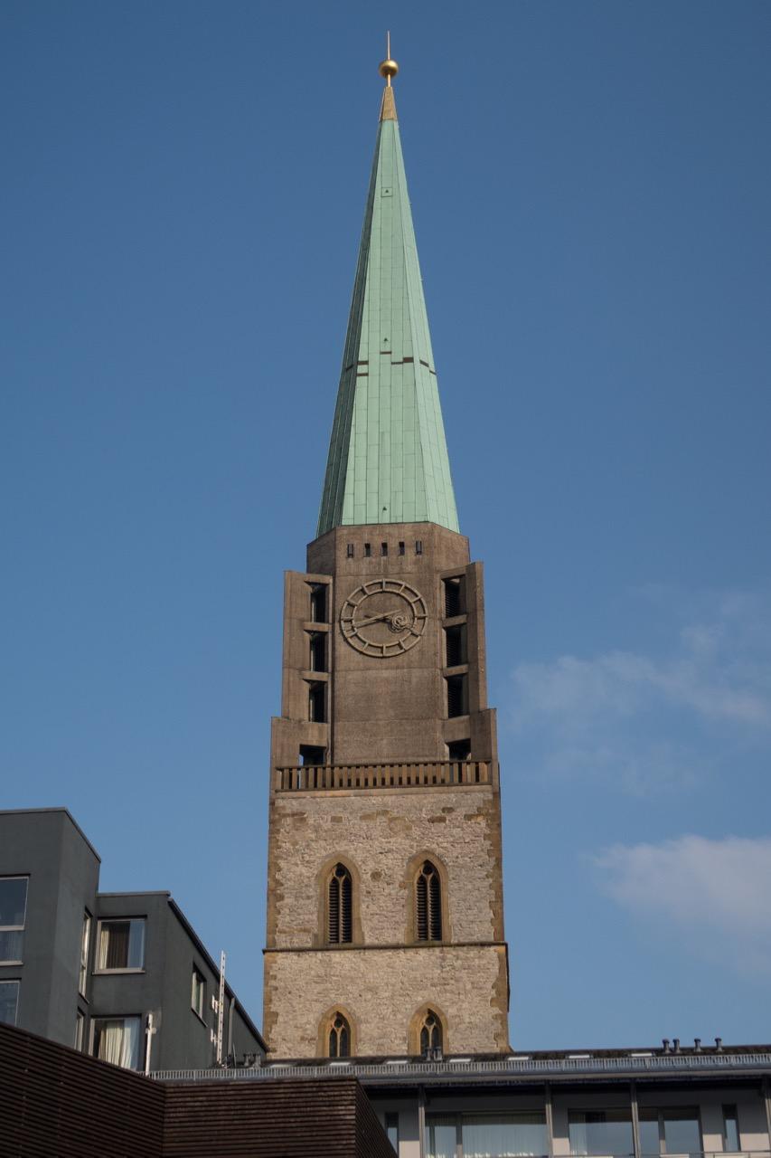 Turm von Westen