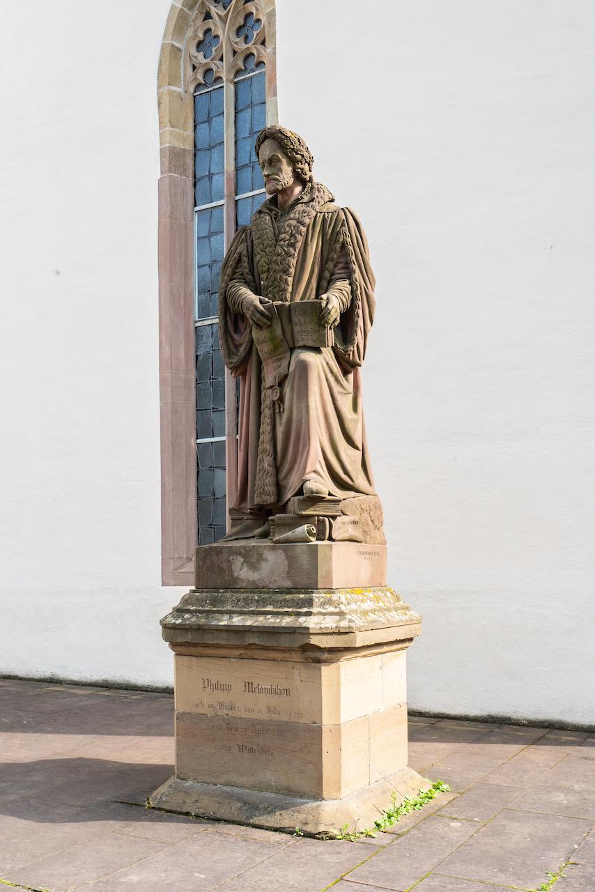 Melanchthonstatue