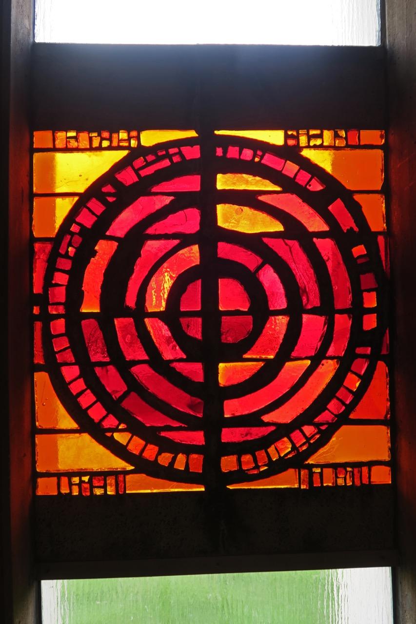 Glasfenster (Gerhard Dreher, 1965)
