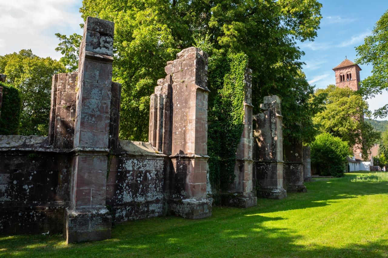 Klosterkirche von Nordosten