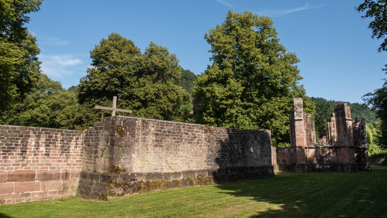 Chor und Allerheiligenkapelle von Südosten