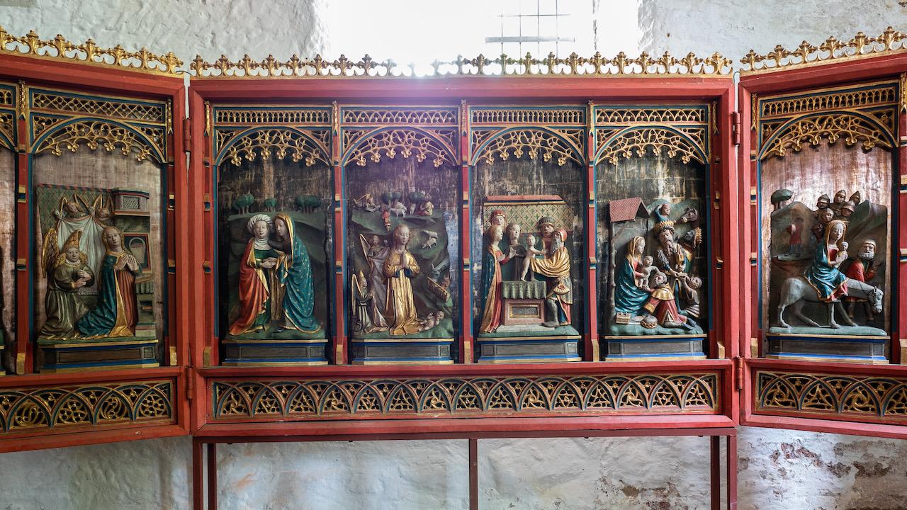 Lüderskooper Altar