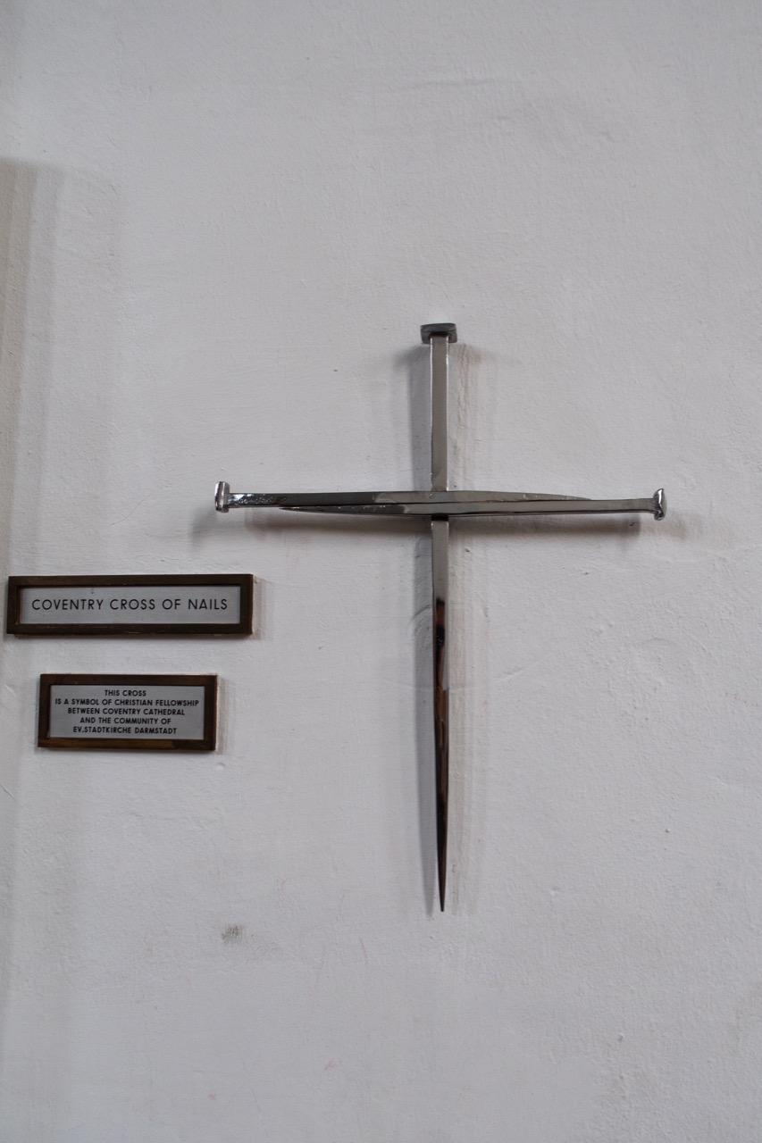 Nagelkreuz (verliehen 1976)