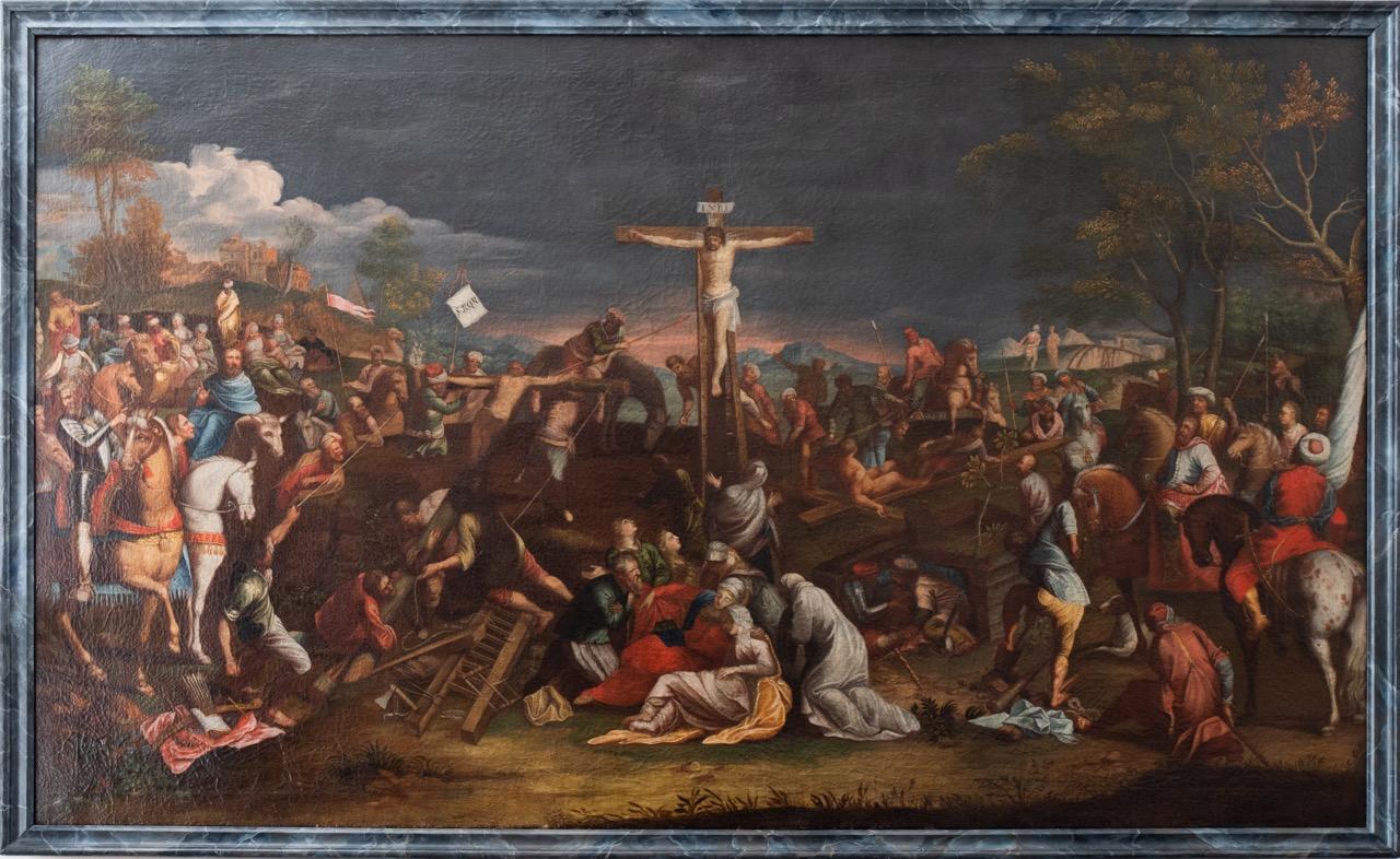 """Gemälde """"Kreuzigung"""""""