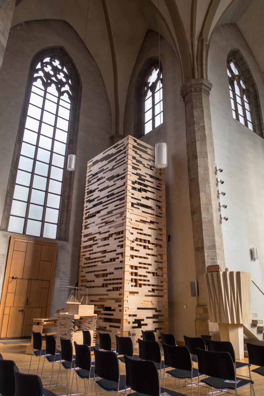 Orgel 2015 von Orgelbau Schulte