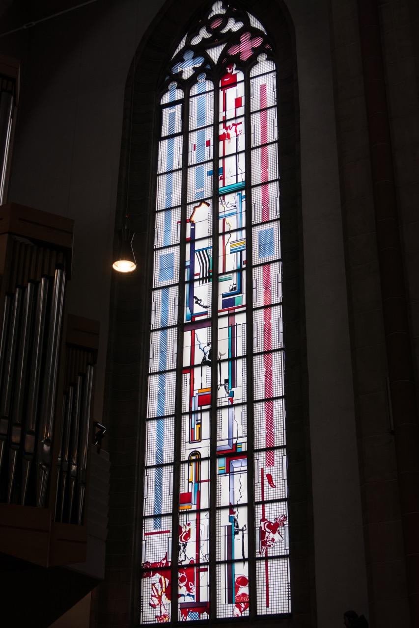 Fenster, Joachim Klos