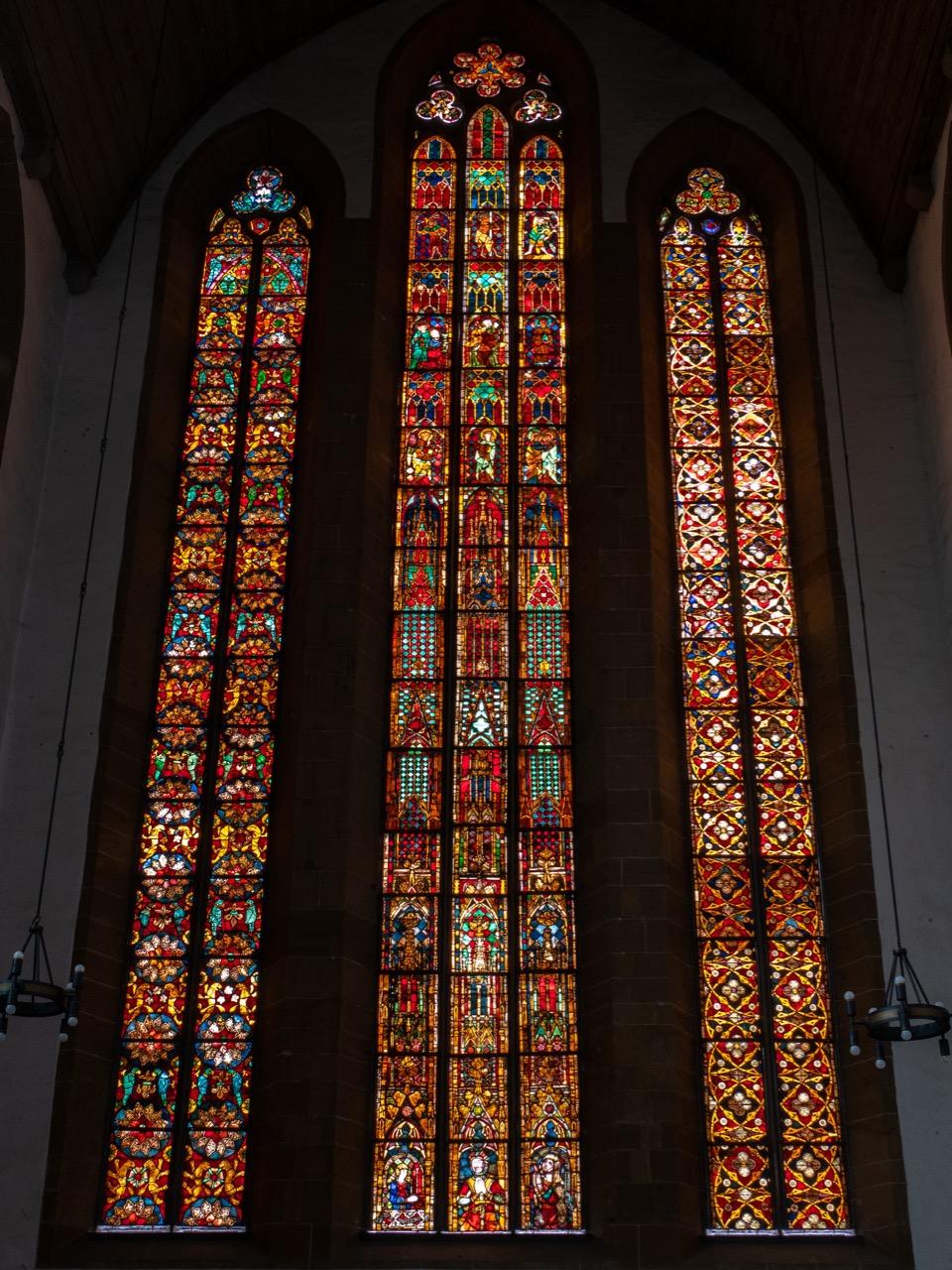 Chorfenster, 14. Jh.