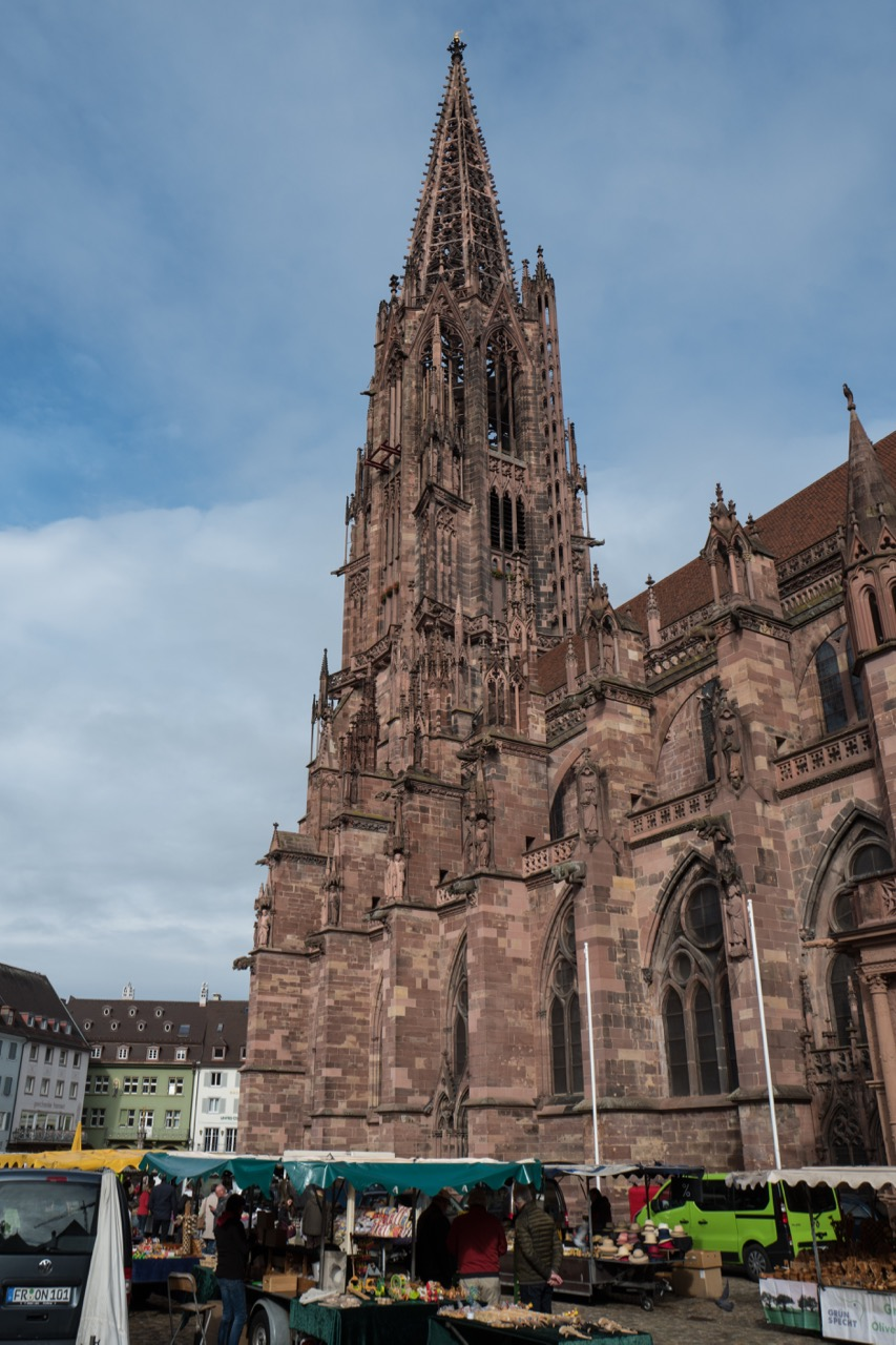 Münsterturm (vollendet um 1330/40)