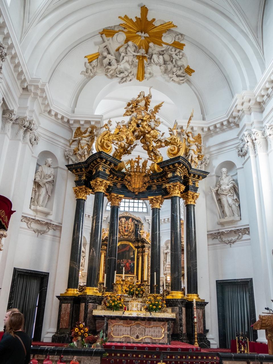 Hochaltar von Johann Neudecker d. Ä.