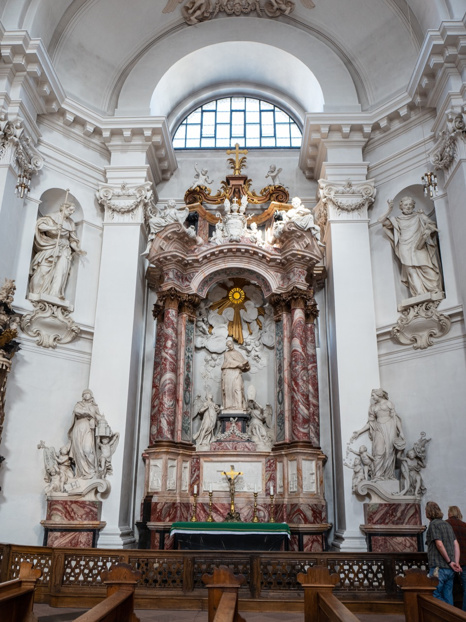 Benediktus-Altar (Giovanni Battista Artari)
