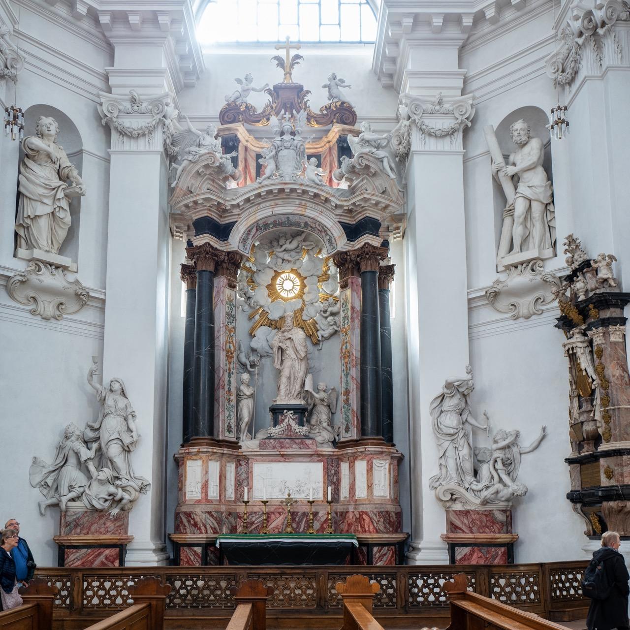 Sturmius-Altar (Giovanni Battista Artari)
