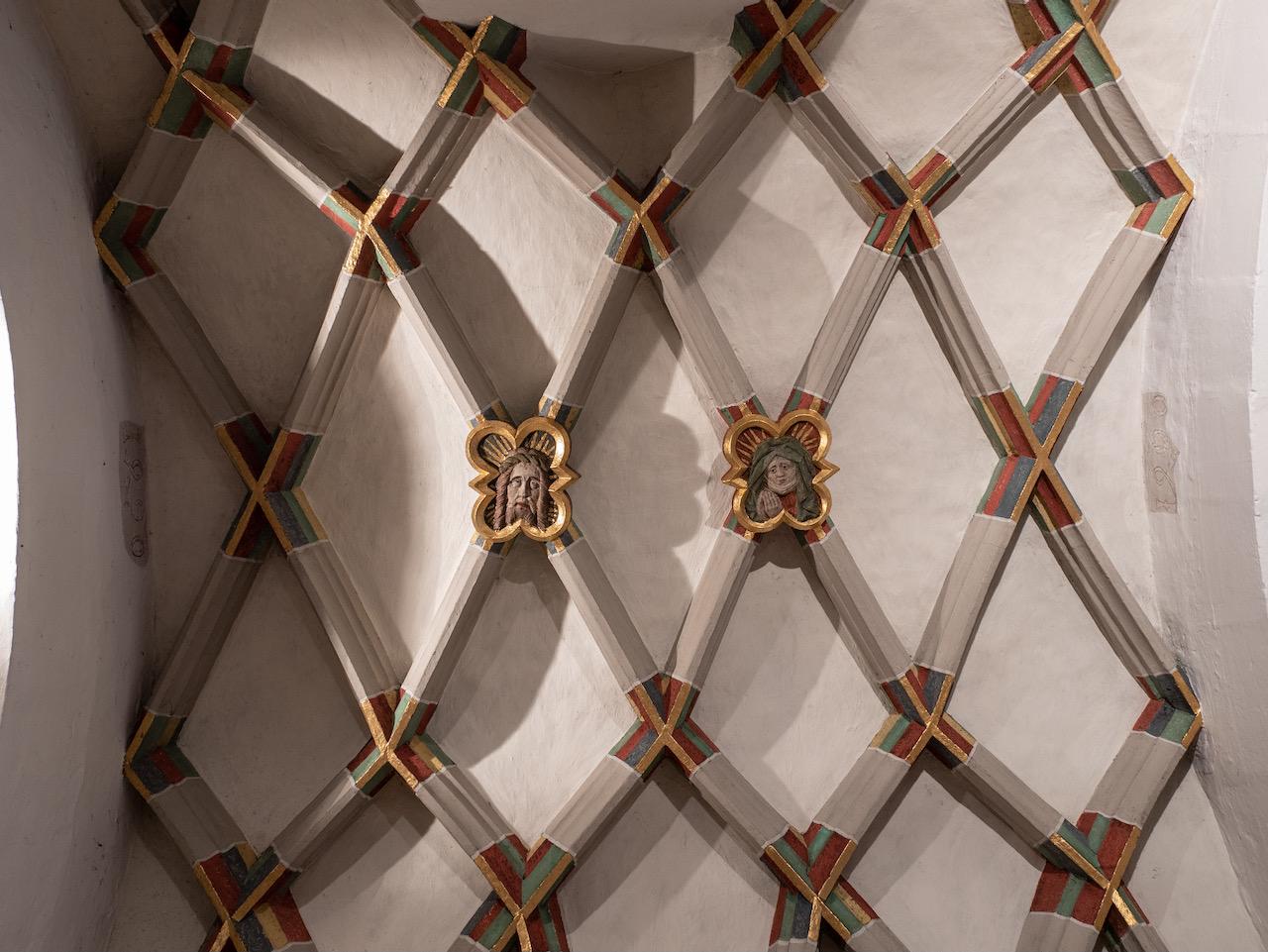 Gewölbe Eingangshalle Süden