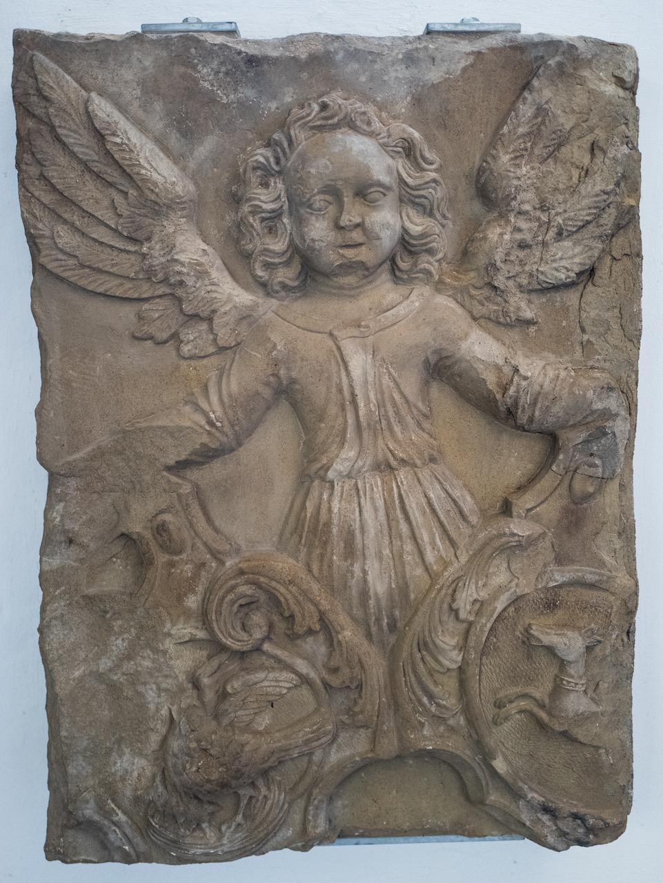 Epitaph, Detail