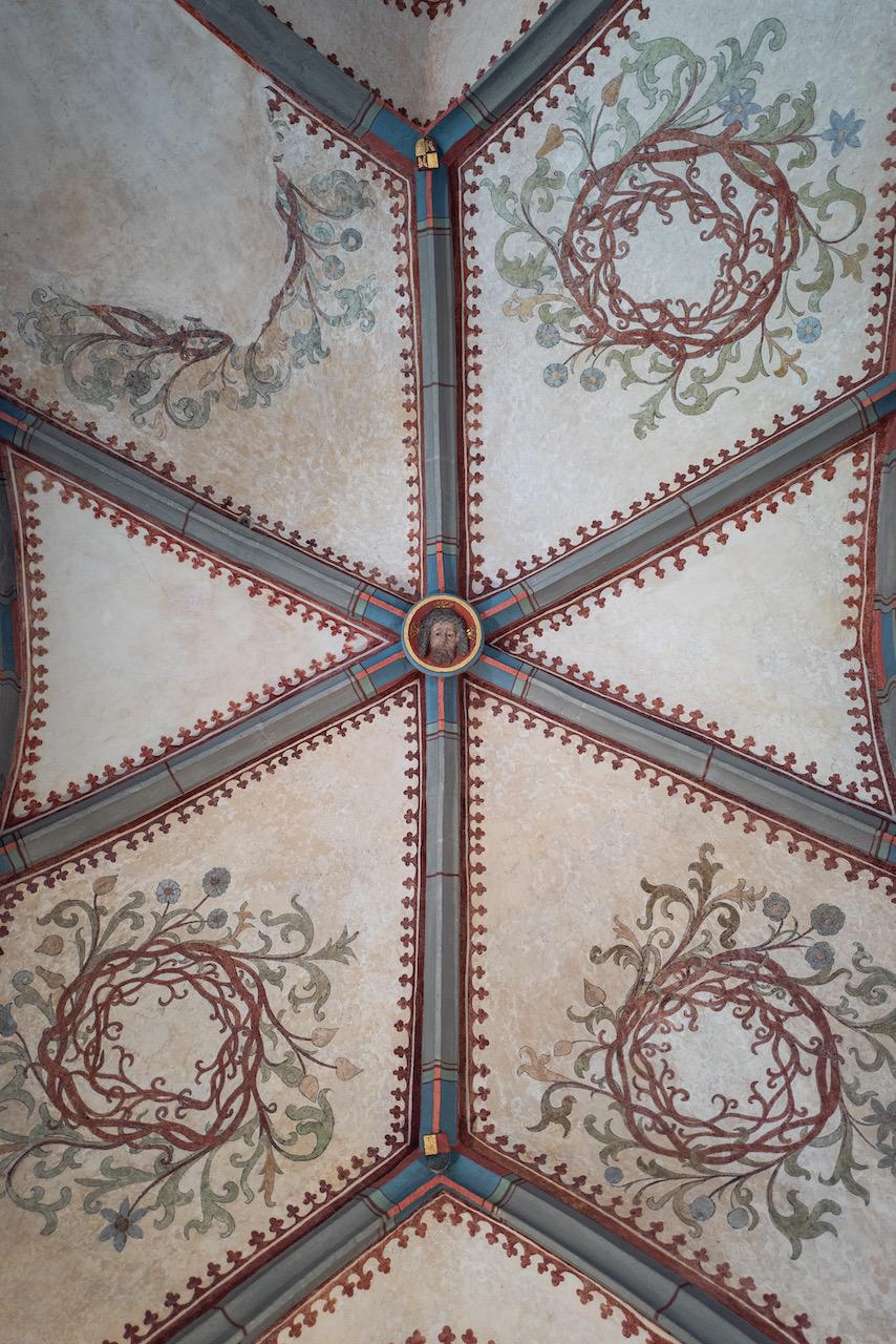 Gewölbe Zillenhartkapelle
