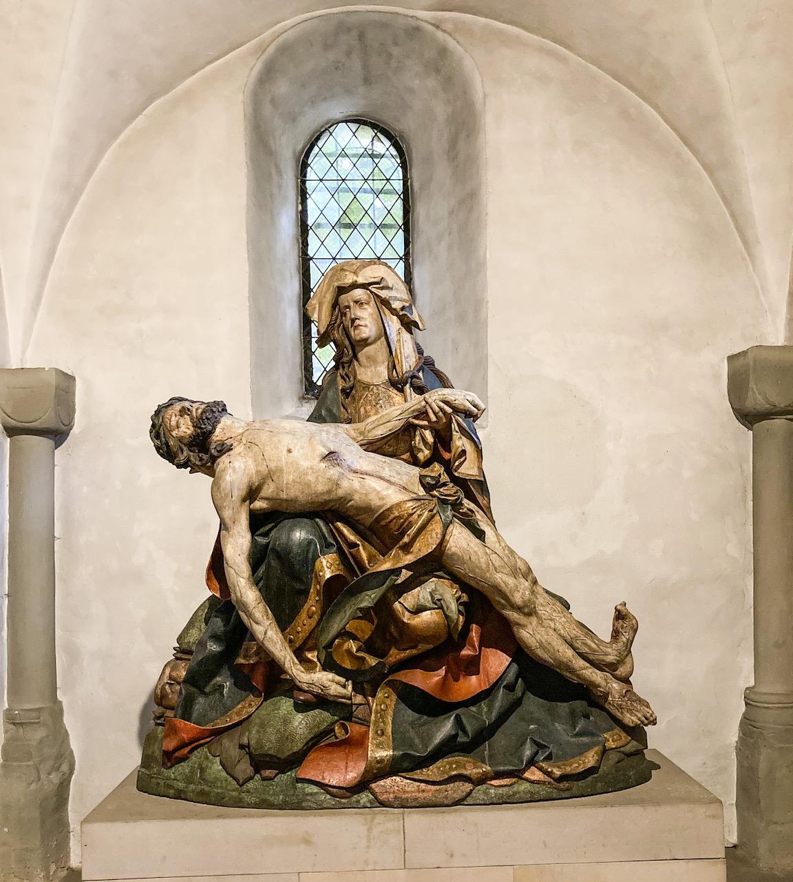 Hölzerne Pietà (Hans Witten, um 1510)