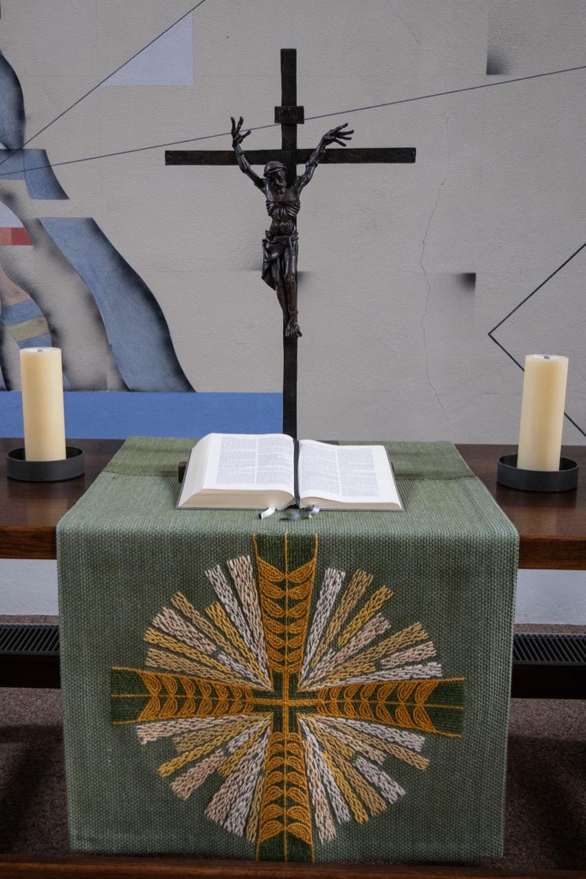Altarkreuz (Gunther Stilling)