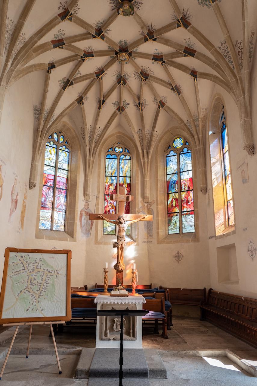 Spätgotischer Chor