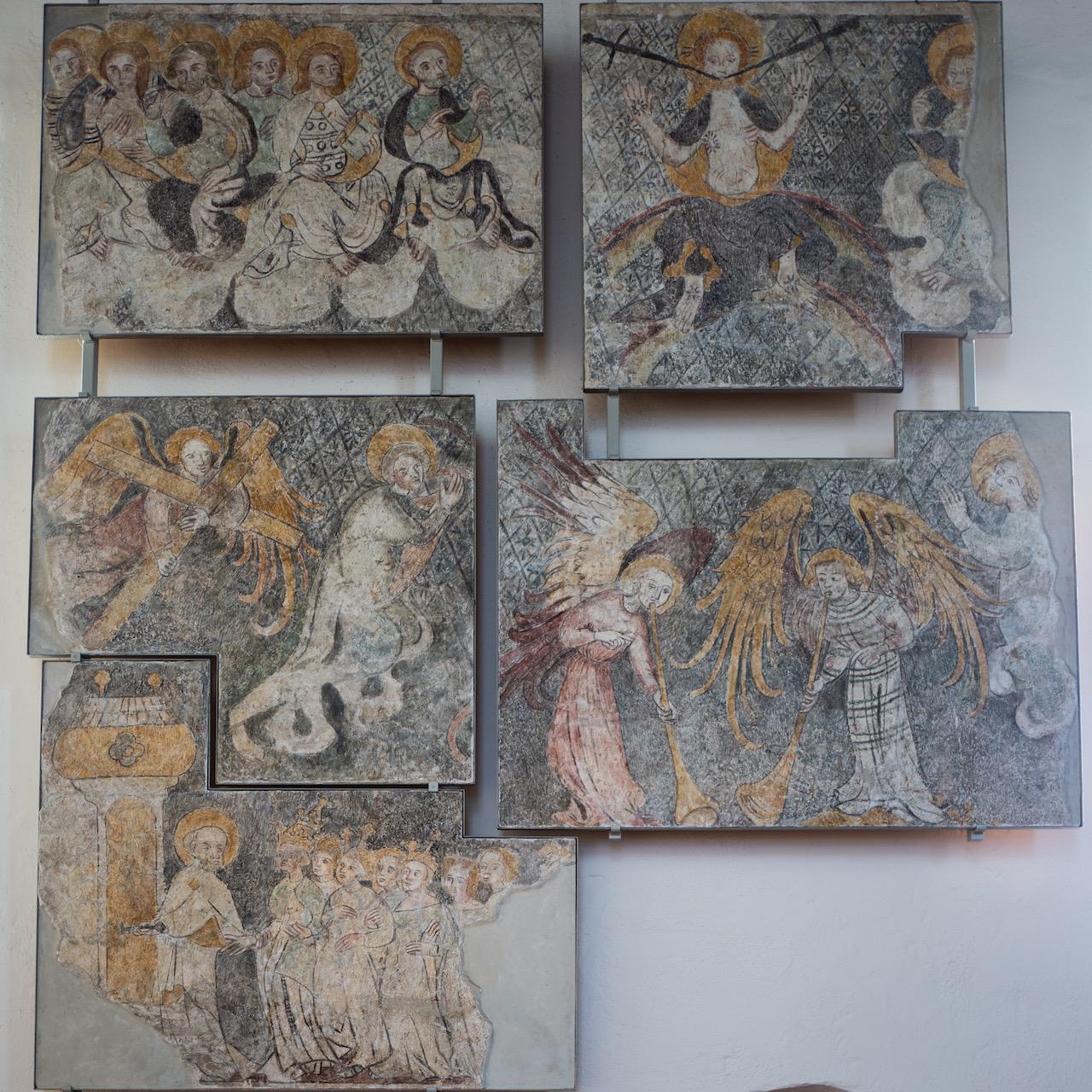 Fresken, 1380