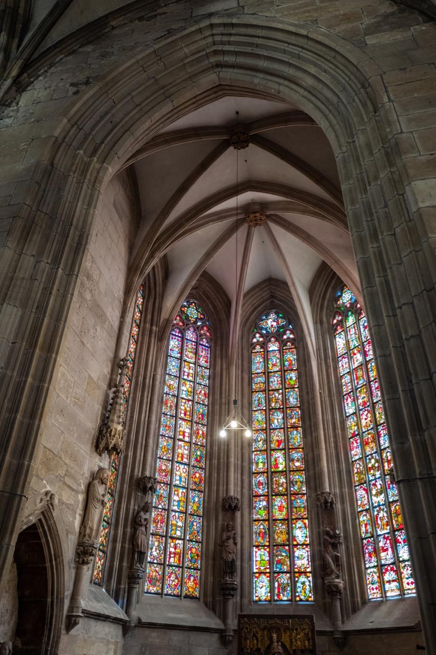 Fenster Scheitelkapelle