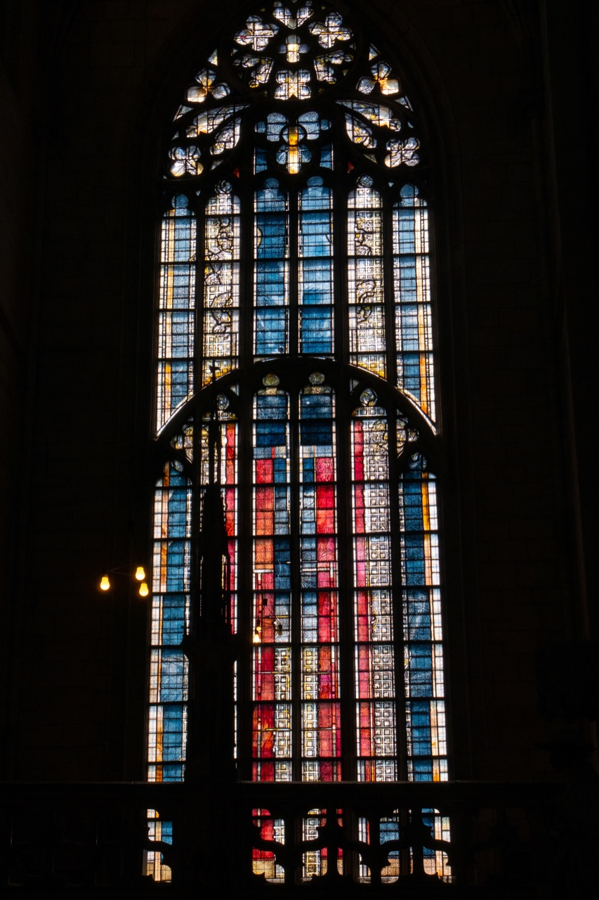 Fenster Südquerhaus