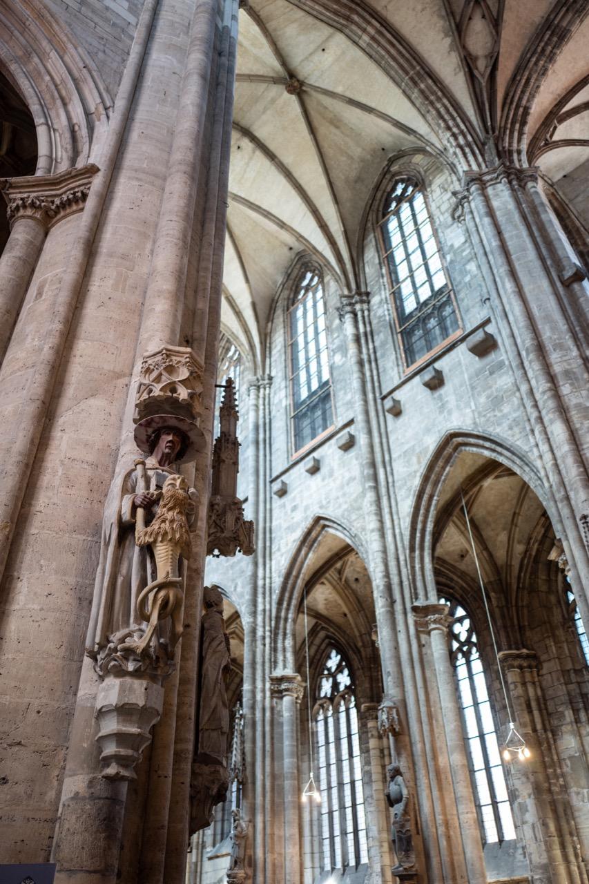 Statue Hieronymus