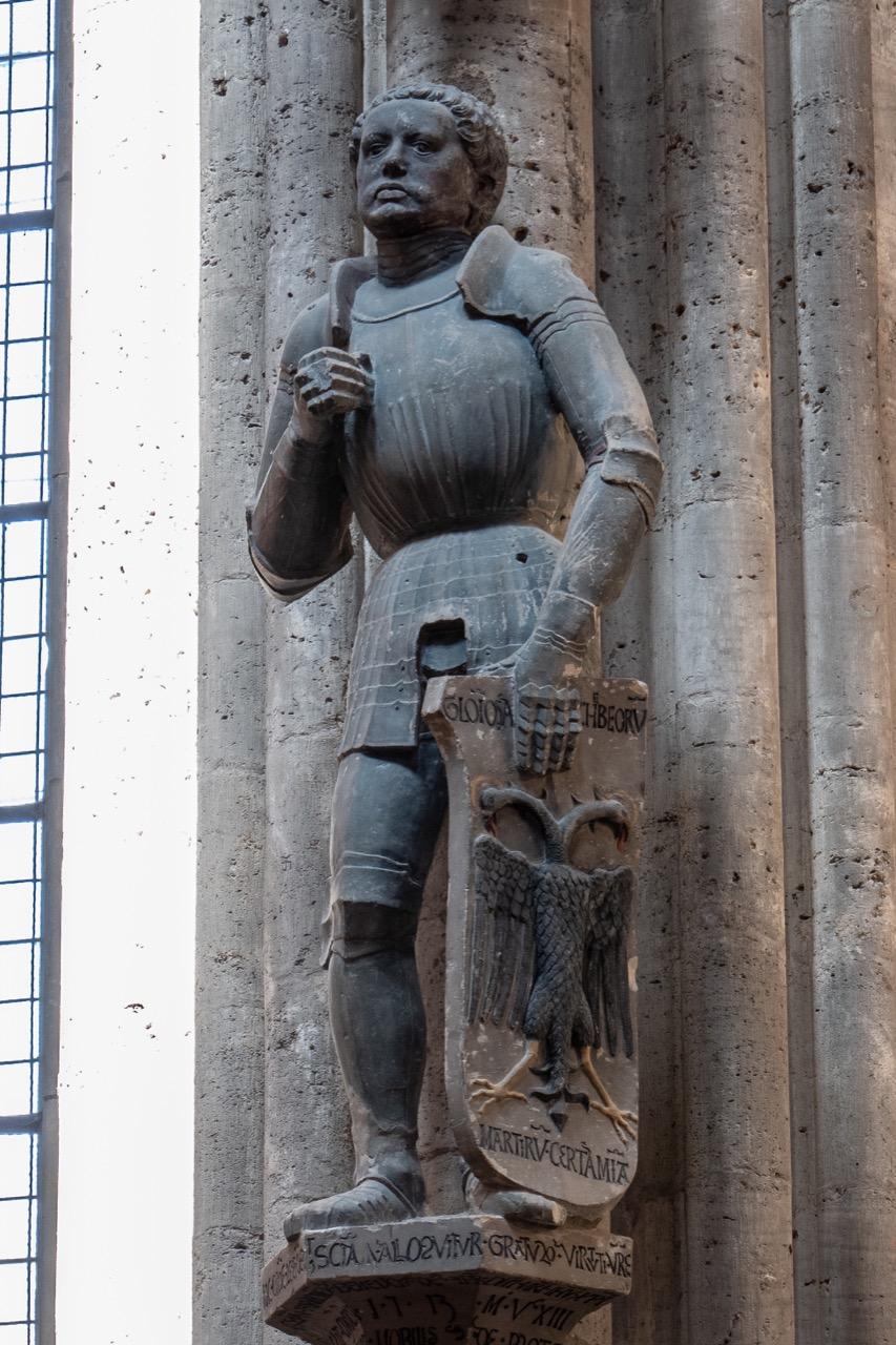Statue Mauritius