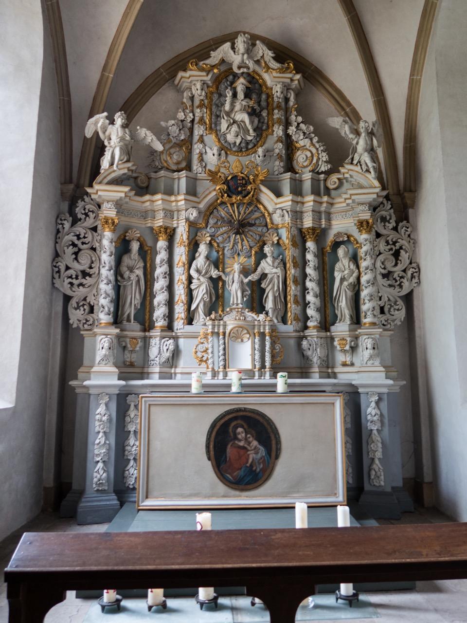 Altar hl. Familie