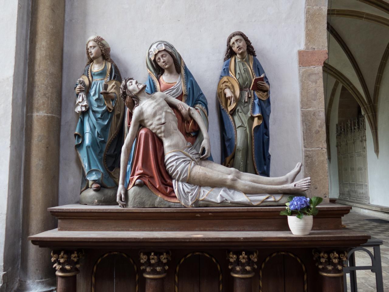 Beweinungsgruppe, 1490/1520