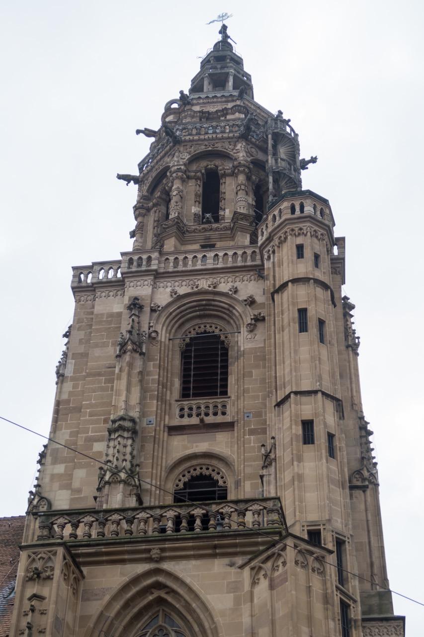 Westturm von Hans Schweiner