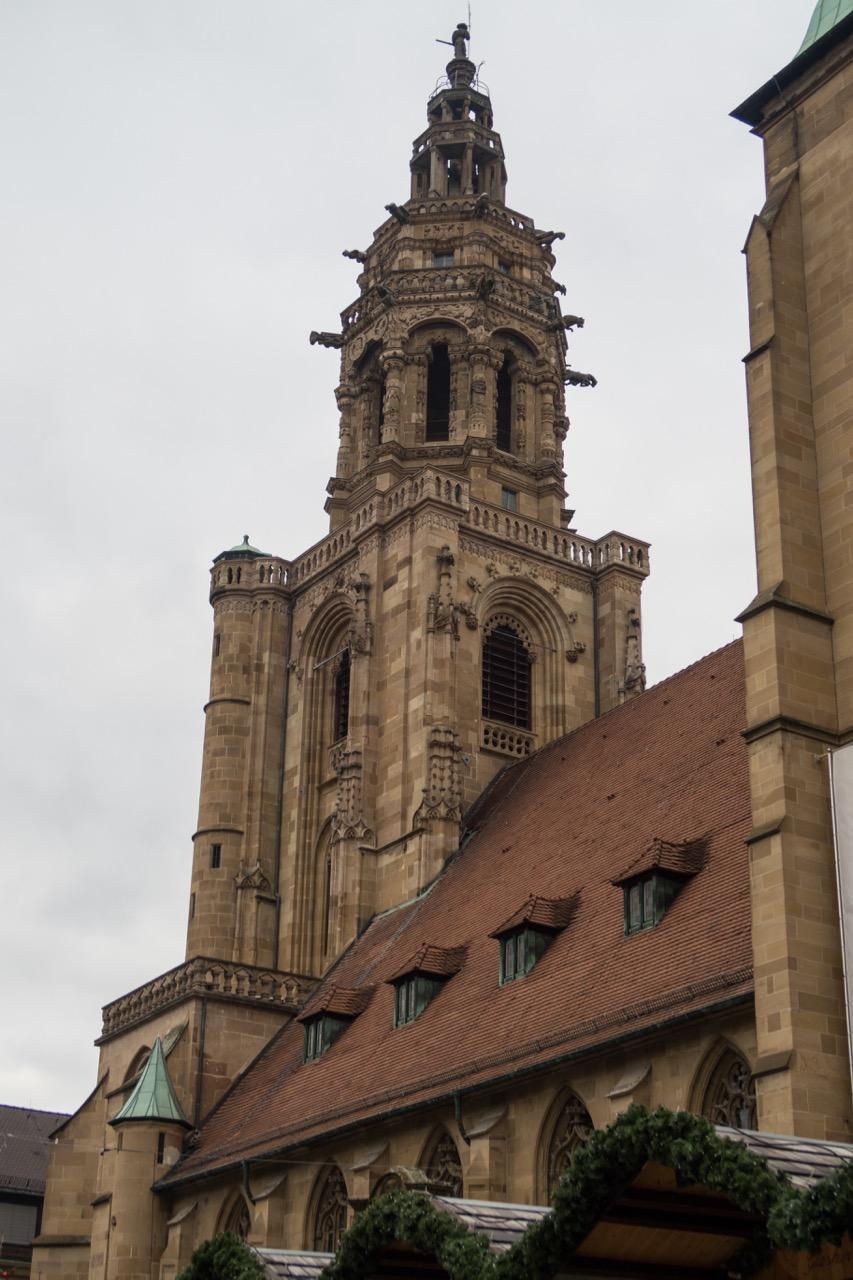 Turm Südostansicht