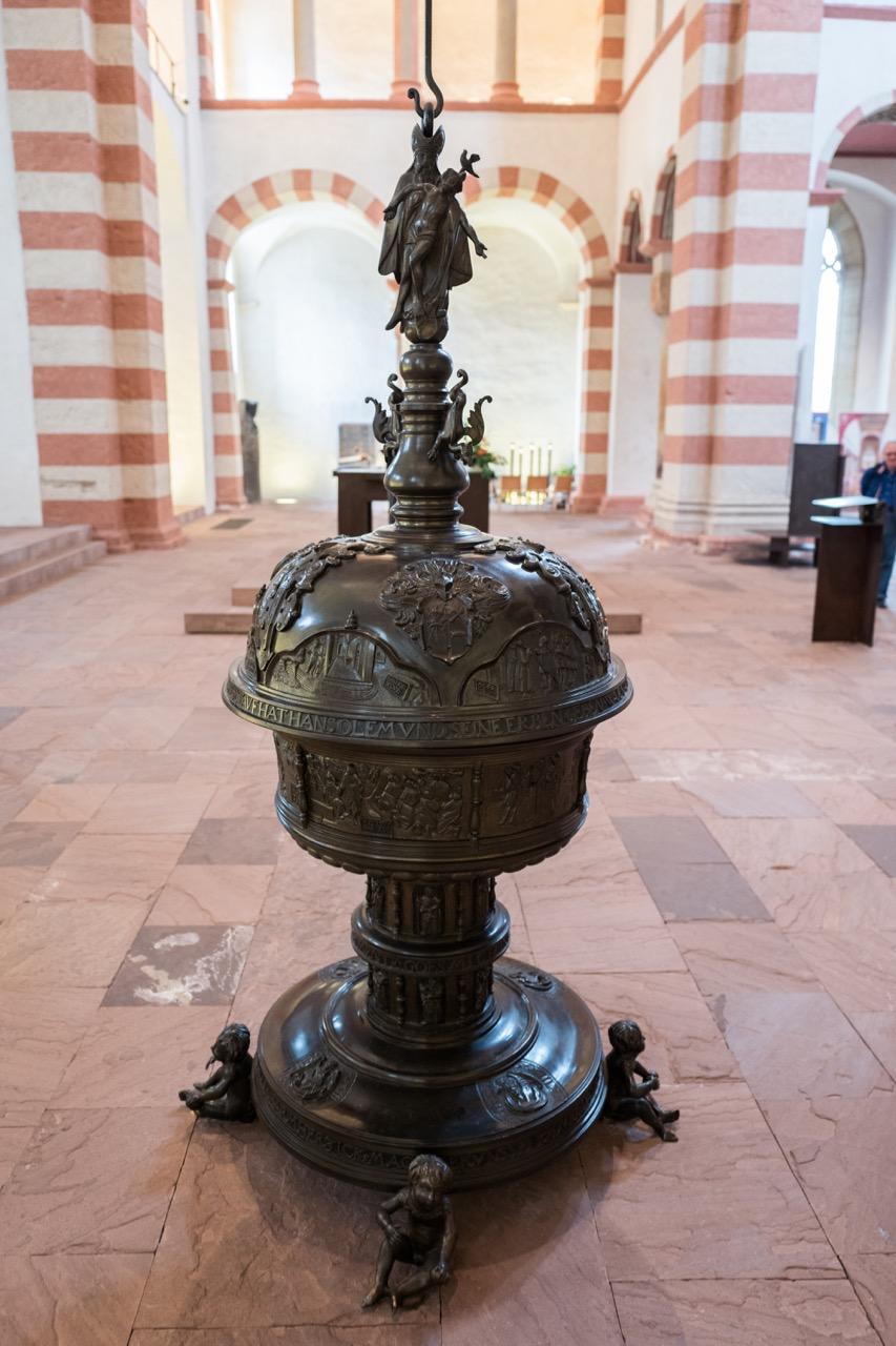 Bronzetaufbecken (1618)