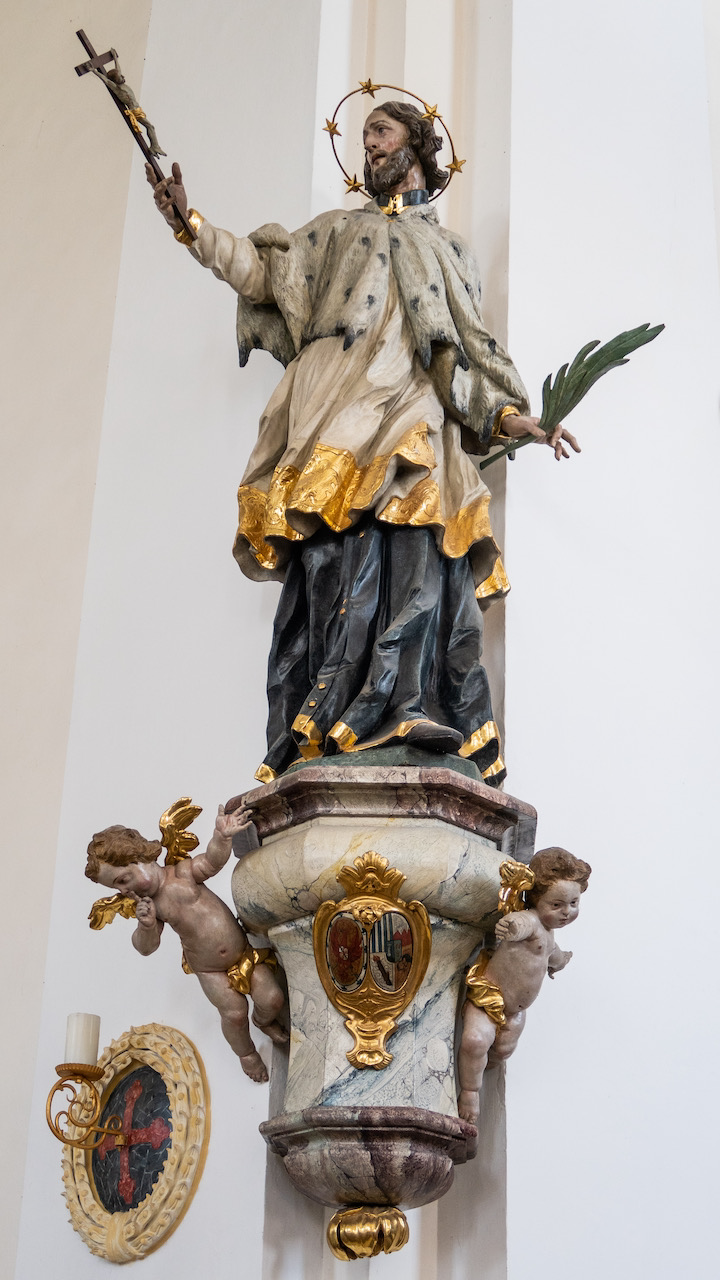 Statue Nepomuk