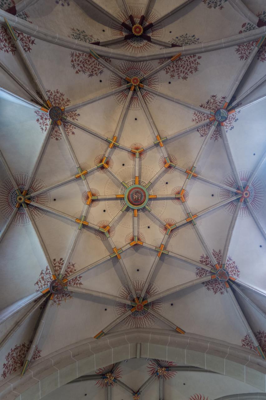 Sterngewölbe, 1496-1499, von Meister Matthias