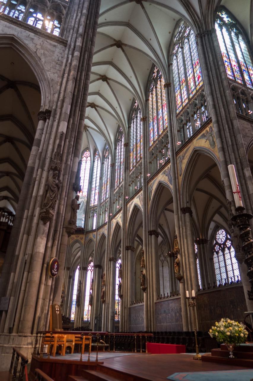 Köln, Dom, Chor