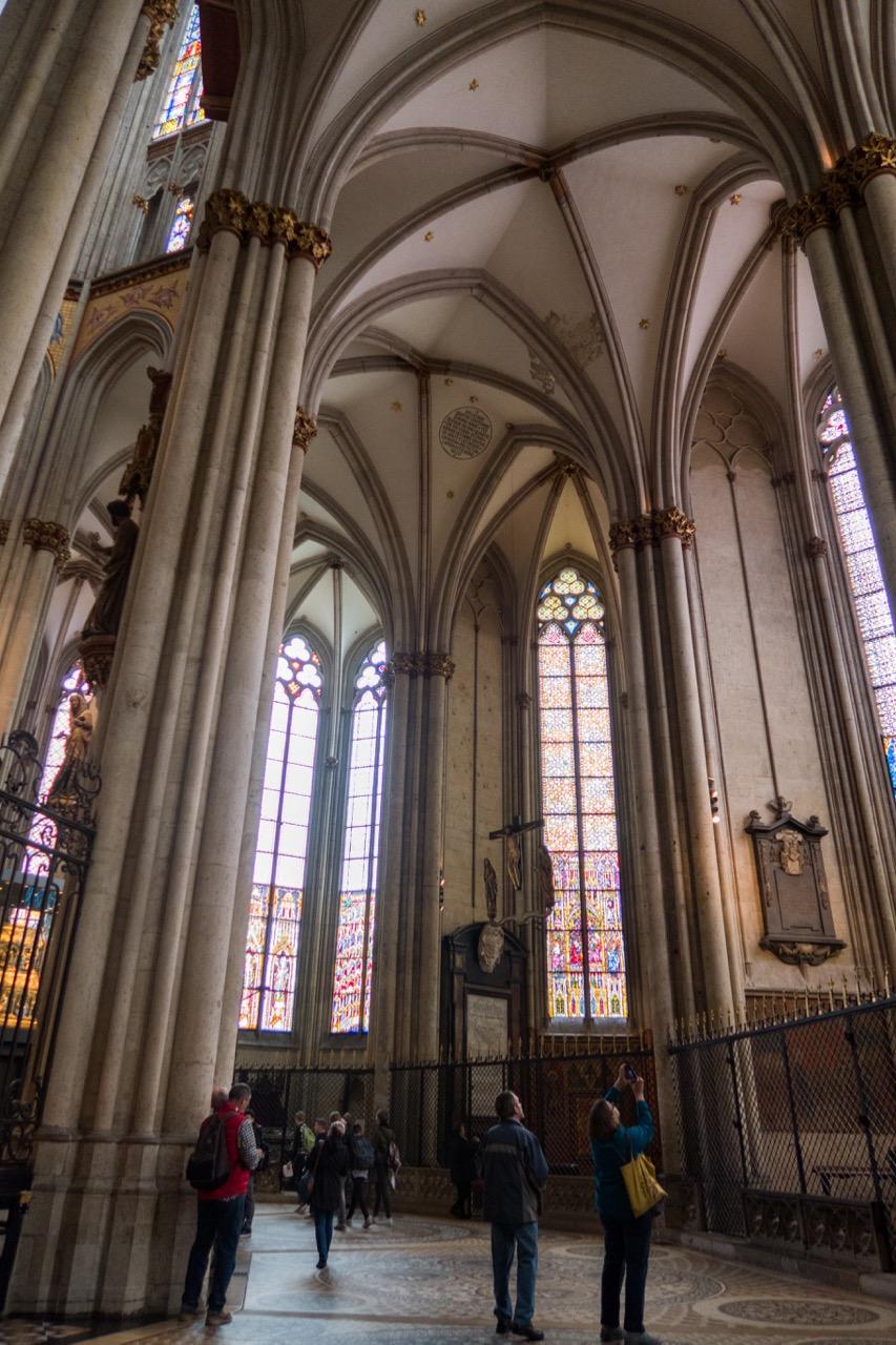 Köln, Dom, Chorumgang