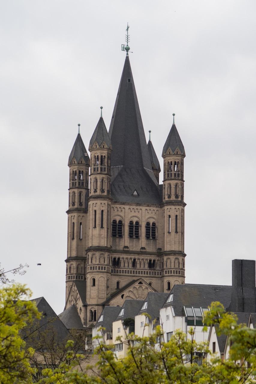 Außenansicht vom Rheingarten